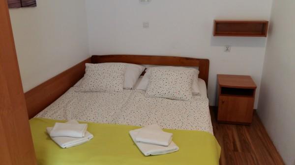 Dwuosobowy podwójne łóżko, własna łazienką
